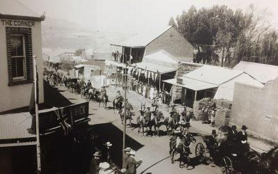 Stop 2: Voortrekker street : 1938 Centenary